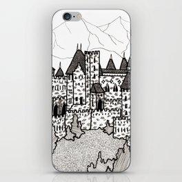 Carcassonne iPhone Skin