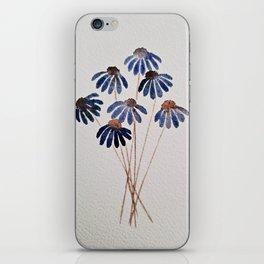 Corn Flowers iPhone Skin