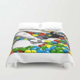 asc 470 - Games allowed in the store after closing time Duvet Cover
