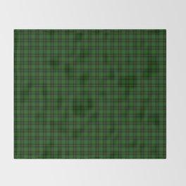 Forbes Tartan Throw Blanket