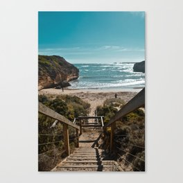 stair way to heaven Canvas Print
