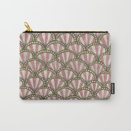 art deco scaley pattern Carry-All Pouch