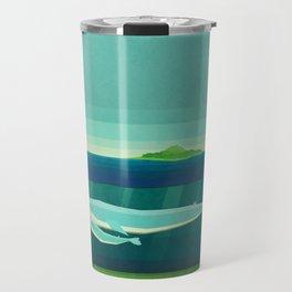 Blue Whale Travel Mug