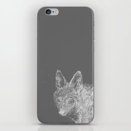Aeon - Arctic Fox iPhone Skin