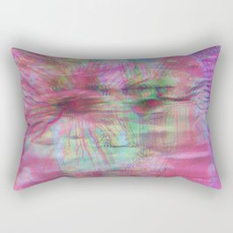 Manflu Rectangular Pillow