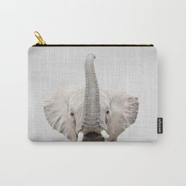 Elephant 2 - Colorful Carry-All Pouch