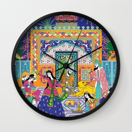 The Guesthouse Wall Clock
