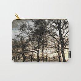 Greenwich Park London Art Carry-All Pouch