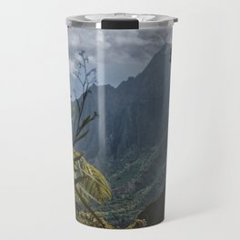 The Garden Isle Travel Mug