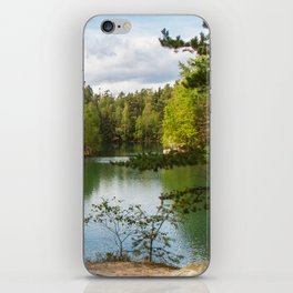Adršpach-Teplice Rocks iPhone Skin