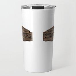 The Ranch Sign Travel Mug
