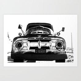 Truck 1 Art Print