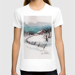The Winter Barn T-shirt