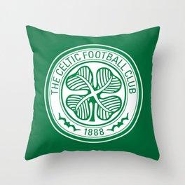 Celtic FC Throw Pillow