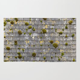 Mossy Roof Rug