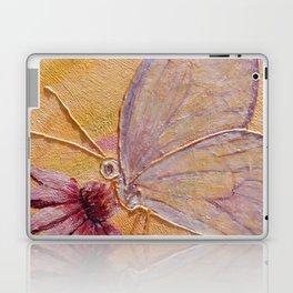 Little mirror butterfly   Petit Miroir papillon Laptop & iPad Skin