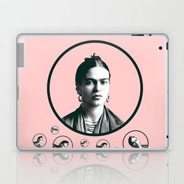 Frida Kahlo design Laptop & iPad Skin