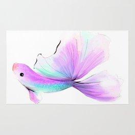 Rainbow Fish no 2 Rug