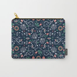 Seamless Paisley Pattern 2 Carry-All Pouch
