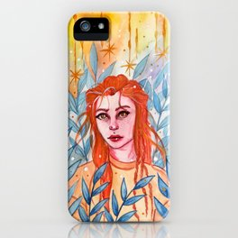 Lost In The Woods iPhone Case