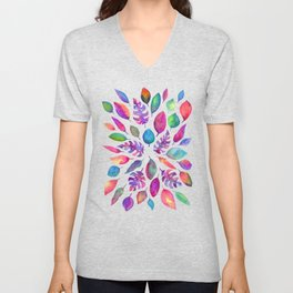 All the Colors of Nature - Ultra Unisex V-Neck
