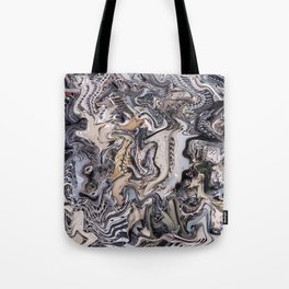 AND THE WALLS...kept tumbling down Tote Bag