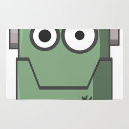 Cartoon Frankenstein Rug