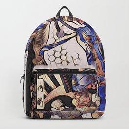 Tomoe Gozen- Female Samurai Backpack