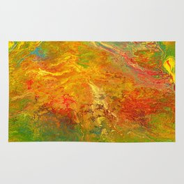 Color play Rug