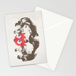 Medium Difficulty Stationery Cards