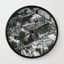 London Cityscape Wall Clock