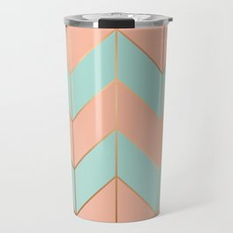 Marble Geometry 059 Travel Mug