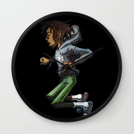 isaiah rashad the suns tirade Wall Clock