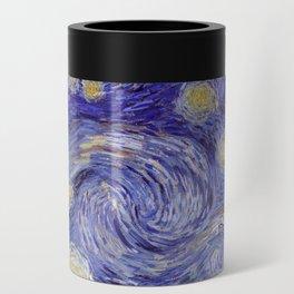 Vincent Van Gogh Starry Night Can Cooler