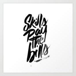 Motivational Art Print