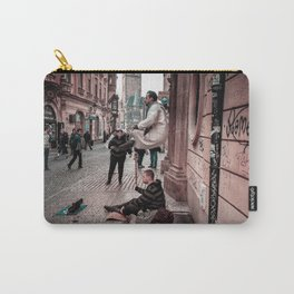 Floating Man Carry-All Pouch