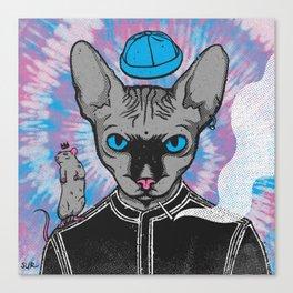 Spirit Animal Canvas Print