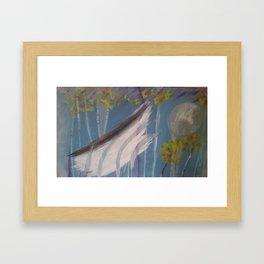 A World of Dementia Framed Art Print