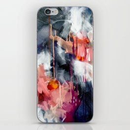We Come in Twos iPhone Skin