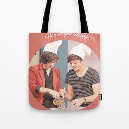 How do you whisk? Tote Bag