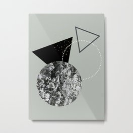 Cold Outside #society6 #decor #winter Metal Print