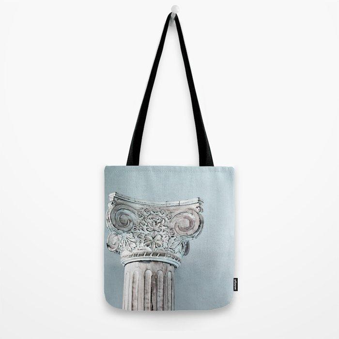Corinthian capital Tote Bag