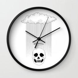 Gloom Wall Clock