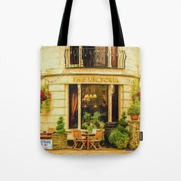 The Victoria Tote Bag