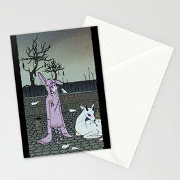 Dark Ruins Stationery Cards