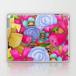 Electric Garden Laptop & iPad Skin