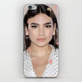Dua Lipa #2 iPhone Skin