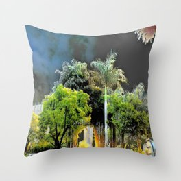 Milton Campos Throw Pillow