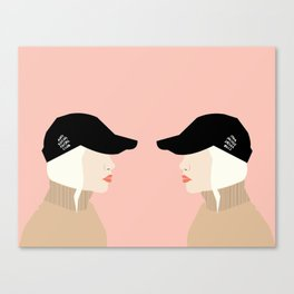 Antisocial Social Club Canvas Print