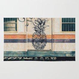 Pineapple Express Rug